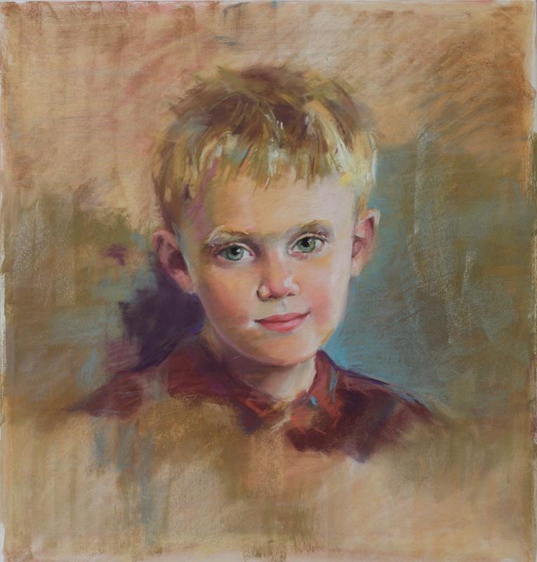 gallery 2 fine art portraits painted by lisa sten